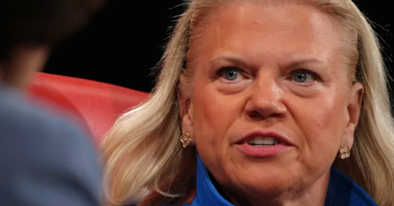 IBM's Rometty: How to survive when AI comes for your job