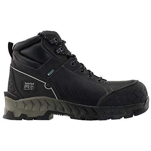 """<p><strong>Timberland PRO</strong></p><p>amazon.com</p><p><strong>$184.95</strong></p><p><a href=""""https://www.amazon.com/dp/B08CT796YH?tag=syn-yahoo-20&ascsubtag=%5Bartid%7C2139.g.19540212%5Bsrc%7Cyahoo-us"""" rel=""""nofollow noopener"""" target=""""_blank"""" data-ylk=""""slk:BUY IT HERE"""" class=""""link rapid-noclick-resp"""">BUY IT HERE</a></p><p>Fashion meets function in these all-purpose waterproof work boots. They're meant to keep your feet protected in the toughest conditions with ultra-hardy CarbonShield composite safety toes that are also lightweight. </p>"""