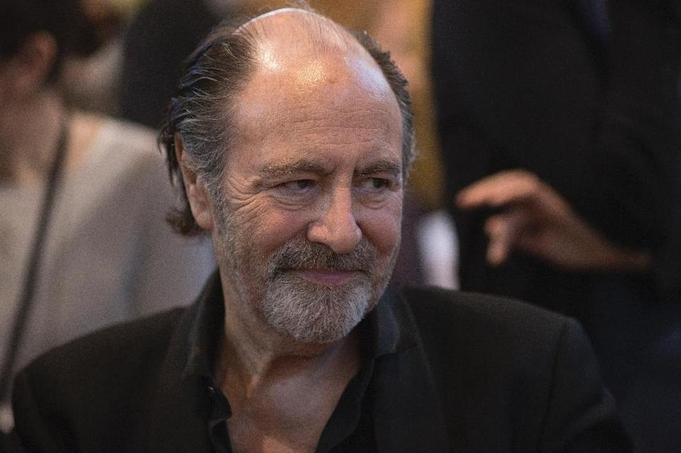 "Michel Delpech released his first song aged just 18, and quickly broke out with his first hit, ""Chez Laurette"", in 1965, achieving fame for chronicling France in the 1970s (AFP Photo/Joel Saget)"