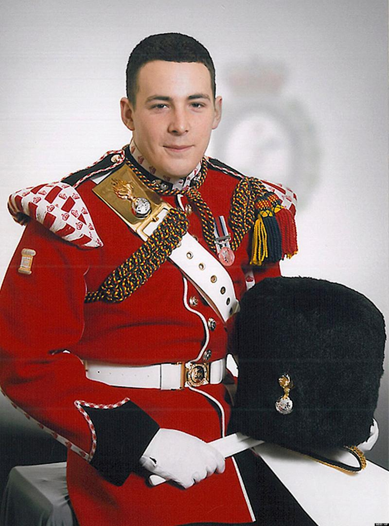 Private Lee Rigby.  (Photo: )