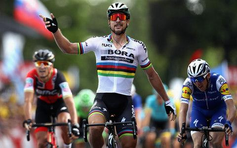Peter Sagan - Credit: Getty Images
