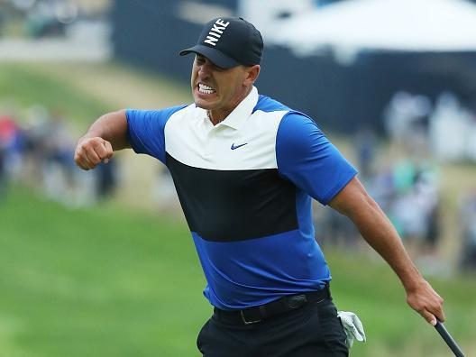 Koepka defends his PGA Championship at Bethpage Black (Getty)