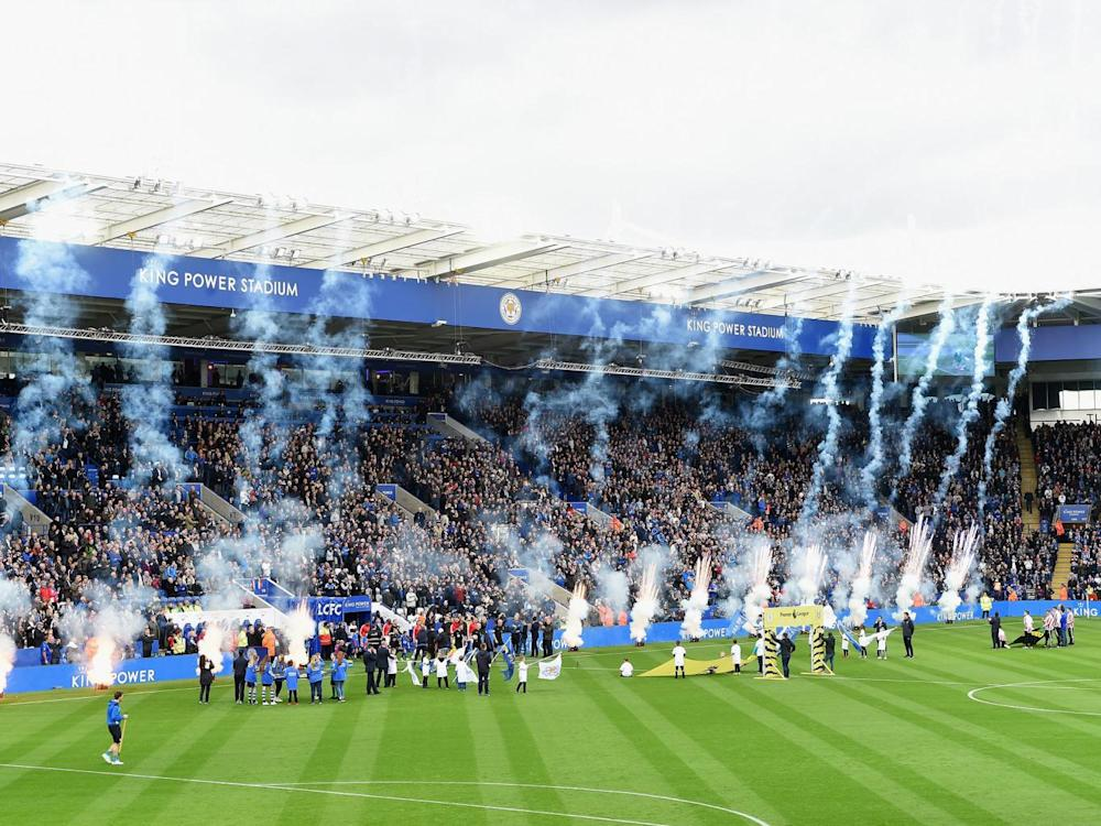 Leicester are returning to the sort of form that saw them lift the title last season (Getty)