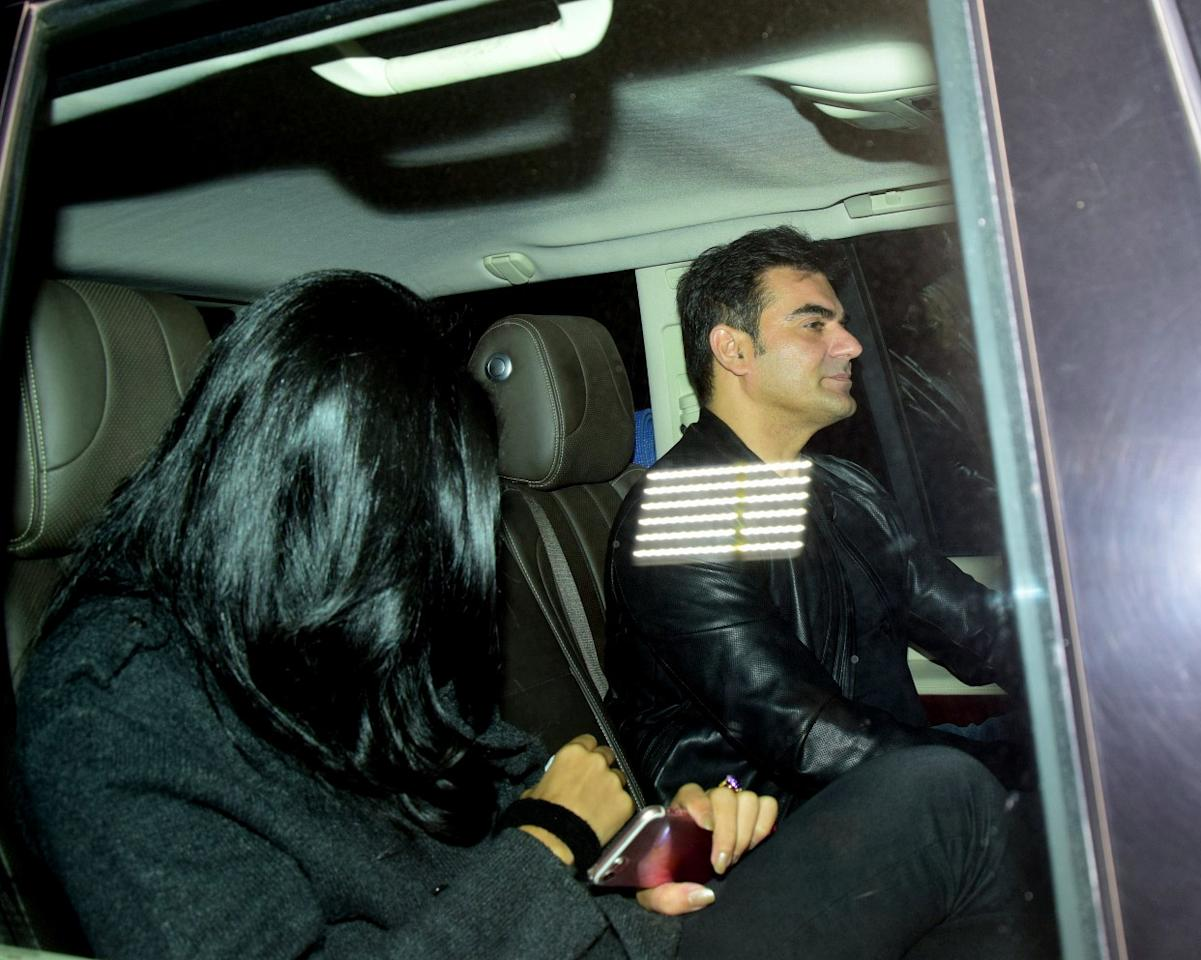 <p>The Tiger of Bollywood turned 52. The party was held at his Panvel farmhouse. </p>