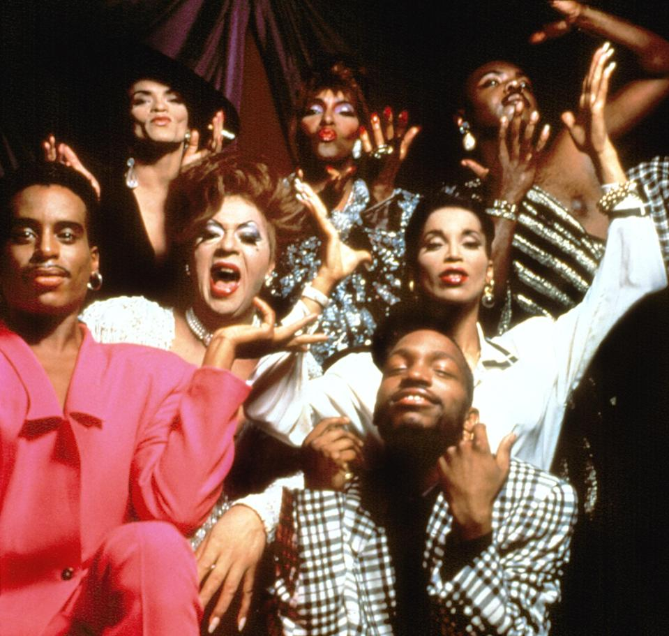 "<p>The only documentary on this list, <em>Paris Is Burning</em> gives viewers an intimate look at the ball culture of 1980s New York City led by queer black and Latinx folks. Though the events took place decades ago, it still feels relevant and timely—which may be one reason, in 2016, the Library of Congress added it to the National Film Registry for being a ""culturally, historically, or aesthetically"" significant work.</p> <p><em>Available to rent on</em> <a href=""https://cna.st/affiliate-link/3m18KYZScRhcLgCMSsNGYi9NN7XdmEUXAN4hxBLjjJ2UwanRUsBCv5R27zxEZLWVjrie72QLhZuP3V4Ebjq2HkzSqrAe3o5QmuWxYtT1yTHofES7CnoJ5YMTP8c6ZM?cid=5e2a0a143bcab70008c4c7a9"" rel=""nofollow noopener"" target=""_blank"" data-ylk=""slk:iTunes"" class=""link rapid-noclick-resp""><em>iTunes</em></a><em>.</em></p>"
