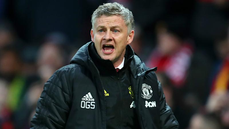 Proper Man Utd fans are 'disgusted' with Woodward attacks - Solskjaer