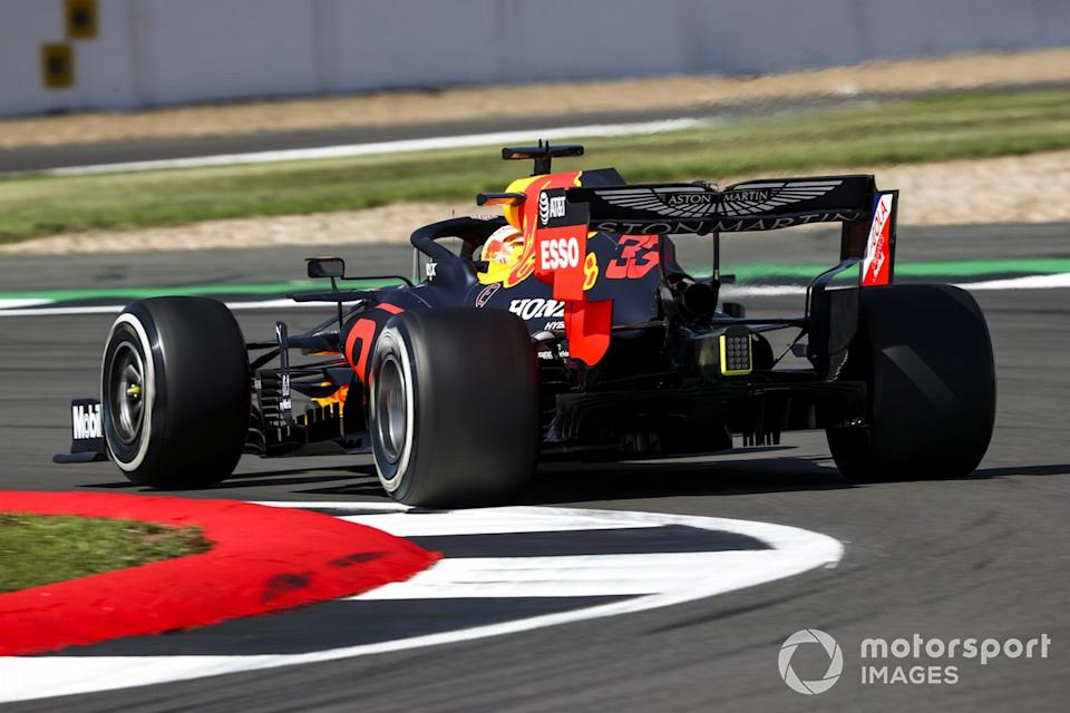 """Red Bull Racing RB16<span class=""""copyright"""">Charles Coates / Motorsport Images</span>"""