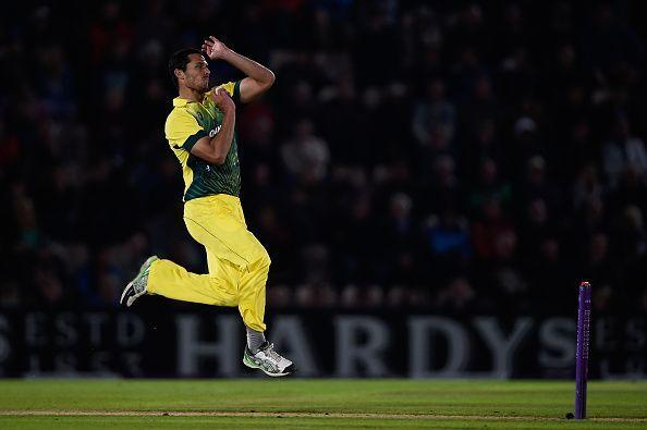 Coulter-Nile is seriously quick. Nathan Coulter-Nile, when fit, is one of the world's leading pacemen and in the absence of Mitchell Starc and Josh Hazlewood, could form a potent new-ball pairing with Pat Cummins.It will be up to him to rattle arguably the best top order in the game in Shikhar Dhawan, Rohit Sharma and Virat Kohli. Coulter-Nile is quick and has a mean short ball about him - the perfect ingredients to trouble the Indian batsmen.Moreover, he knows how to bowl on Indian pitches, having played a major role in KKR's run to the semi-finals in IPL 2017.Add to that his prowess with the bat and he all but walks into the Australian line-up.