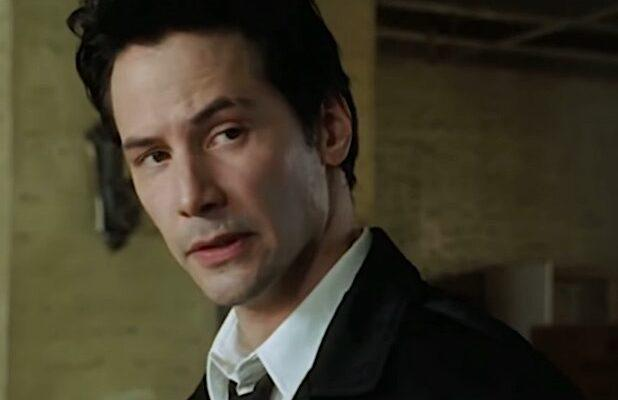Keanu Reeves' 'Constantine' Came Seriously Close to Meeting Jesus