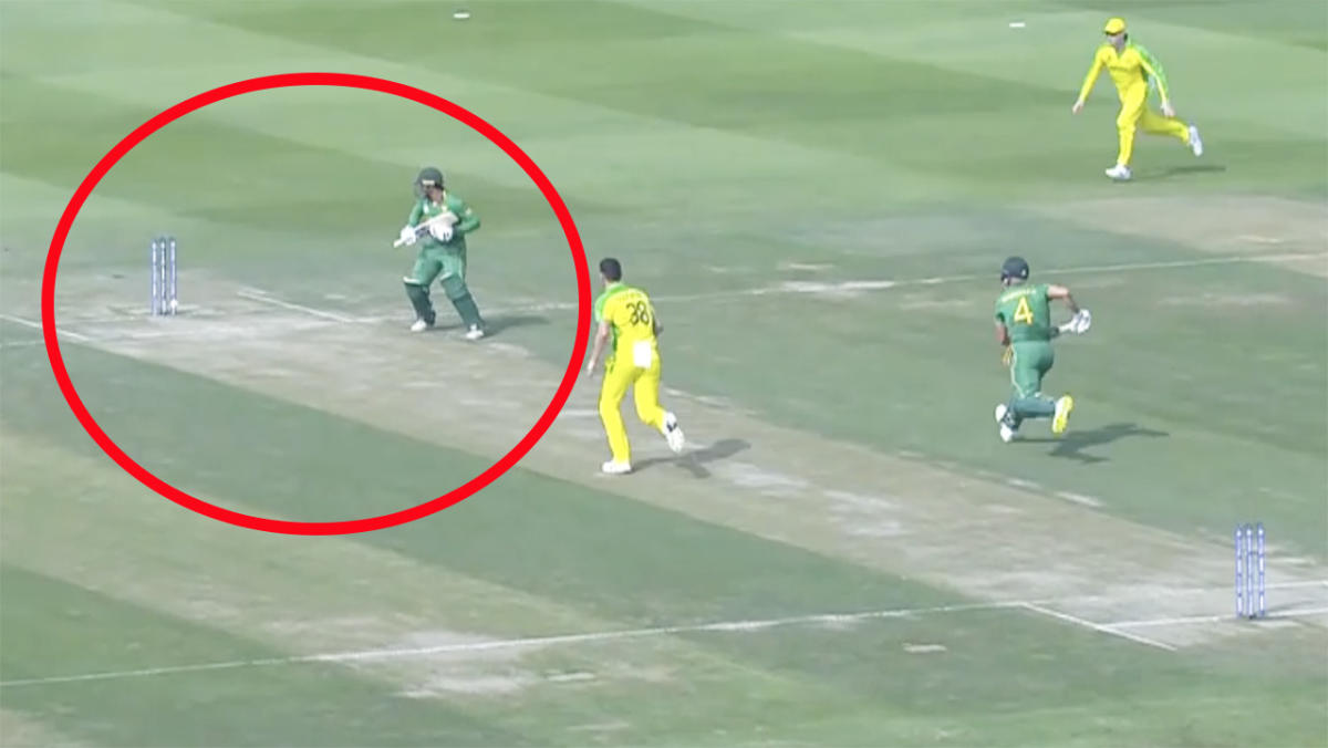 'What a disaster': Cricket world in disbelief over 'horrible' scenes