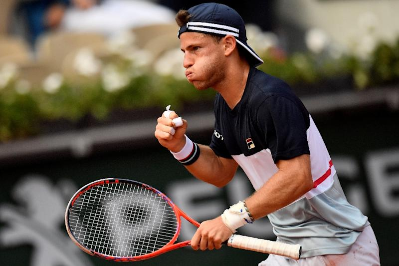 Diego Schwartzman reaches French Open quarter-finals after stunning win