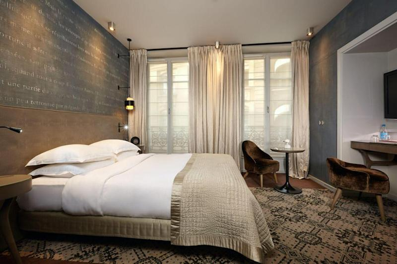 Each suite at Pavillon des Lettres is named after a famous writer (Pavillon des Lettres)