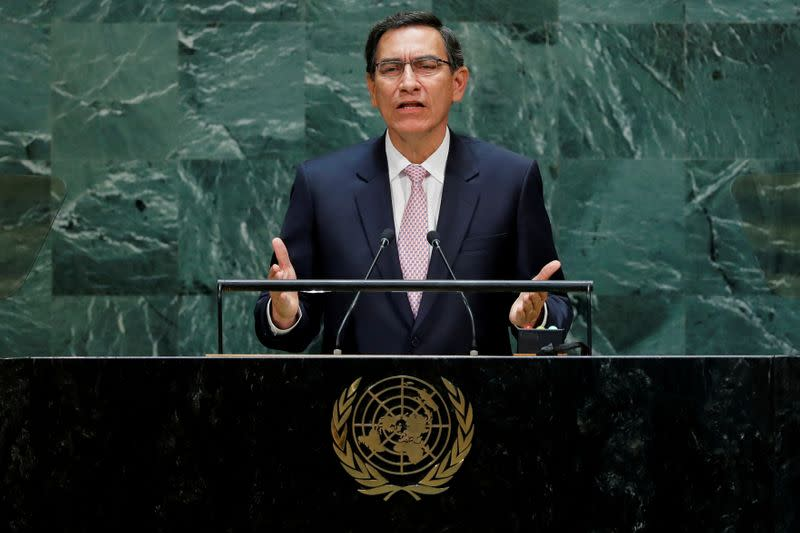 Peru bid to oust president loses steam as opposition splits
