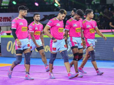 Pro Kabaddi 2019 LIVE Score, Jaipur Pink Panthers vs Gujarat Fortunegiants in Jaipur: Panthers look to leapfrog Yoddha into 6th place