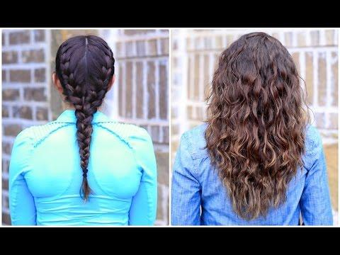 6 Surprisingly Easy Ways to Curl Your Hair Without Heat
