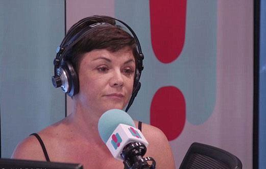 Earlier this year Em took a two-week break from her breakfast radio show. Source: 2Day FM