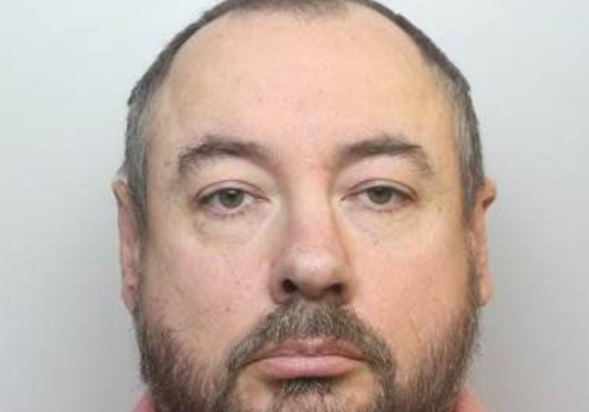 Phillip Nutt, 53, downloaded rape and torture videos of babies. (SWNS)