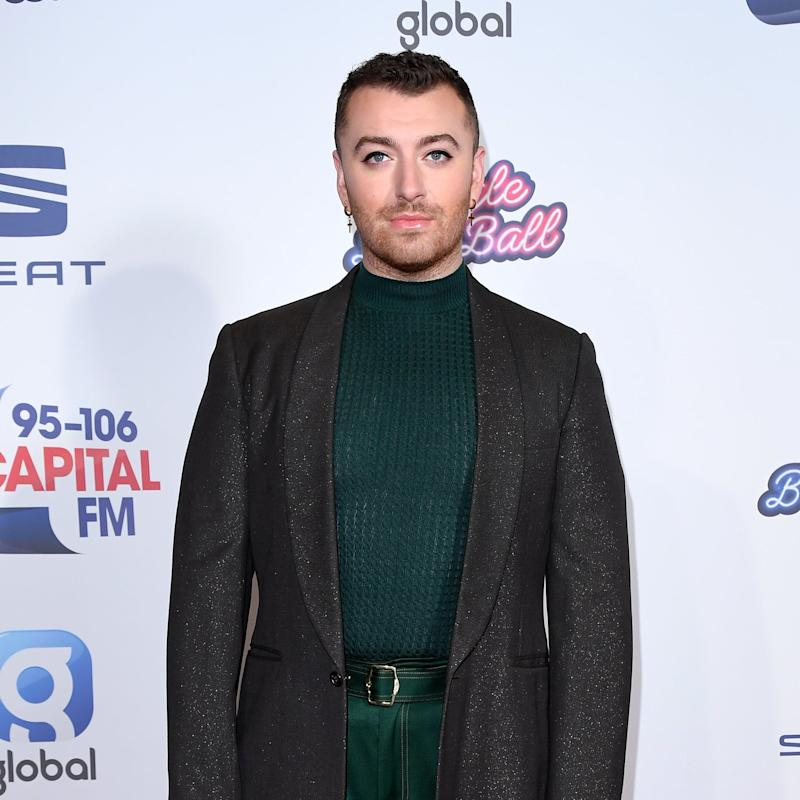"""Sam Smith Opens Up About Body Acceptance on Instagram: """"It's an Everyday Struggle For Me"""""""
