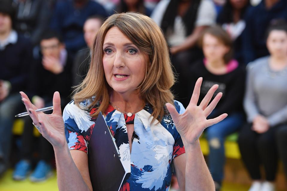 The helpline has seen as 25% increase in calls. (Getty Images)