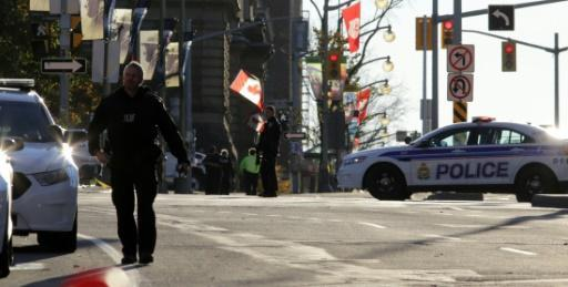 Canada IS sympathizer shot dead after setting off explosives: police