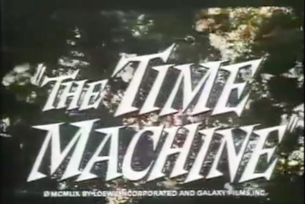 The Time Machine Unlike most other films, which take us back in time, this sci-fi film directed by George Pal, gave us a glimpse of the future. The film's lead actors Rod Taylor, Yvette Mimieux and Alan Young design a time machine only to travel into the future, where they later discover a divided human race.