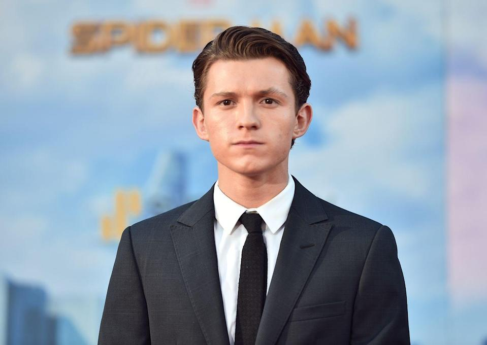"""<p>What a throwback! Webslinger Tom Holland was cast as Billy Elliot in the stage production at age 8. This article from the <em>Richmond and Twickenham Times </em>features and adorable photo of the actor, who at the time was taking hip hop classes on the weekend. """"I was so excited to be cast as Billy,"""" <a href=""""https://www.richmondandtwickenhamtimes.co.uk/news/3632880.new-billy-elliot-leaving-the-garage/"""" rel=""""nofollow noopener"""" target=""""_blank"""" data-ylk=""""slk:he said at the time"""" class=""""link rapid-noclick-resp"""">he said at the time</a>. """"My mum and dad joke about who I take after. I've seen them both dance and I have to say, there must have been a mix up at the hospital!""""</p>"""