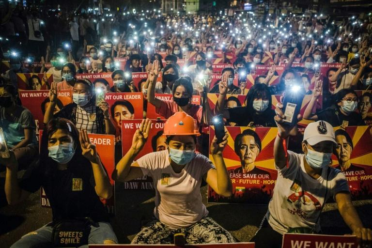 Despite the dangers, the protest movement persists, fuelled by a young generation who came of age since democracy dawned and the country began opening up a decade ago