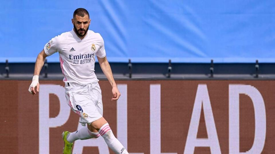 Benzema, attaccante del Real Madrid | Quality Sport Images/Getty Images