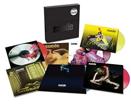 <p>The '90s Anglophile on your holiday shopping list will rejoice over this limited-edition box, which contains 180-gram colored vinyl LPs of the undersung, spectacularly glamorous Britpop band's seven studio albums. </p>