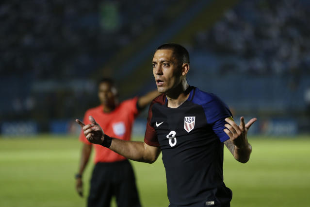 U.S. suffers shocking 2-0 loss at Guatemala in World Cup qualifying