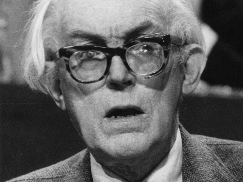 Michael Foot sued The Sunday Times over claims he was a KGB agent and got a new kitchen out of the damages (Getty)