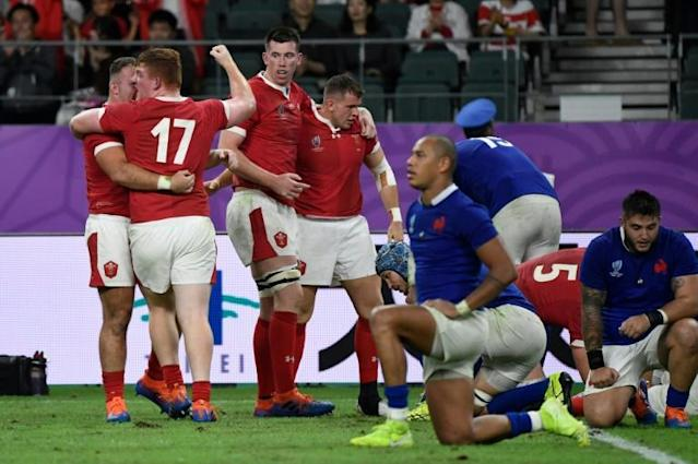 It wasn't pretty but knockout games are all about the result and the fact Wales were able to win without being anywhere near their best should give them a degree of confidence (AFP Photo/CHRISTOPHE SIMON)