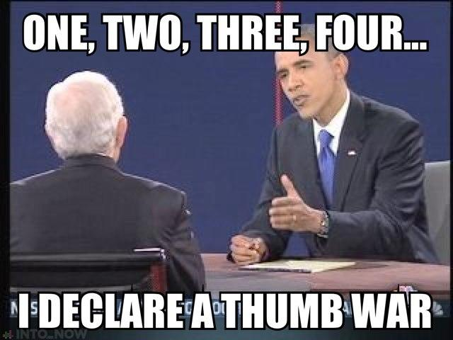 Visit The Ticket for full coverage of the 2012 elections and get the Into_Now app to create your own Capit meme.