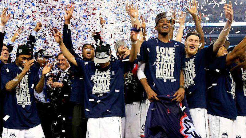 The UConn Huskies Are NCAA Champions