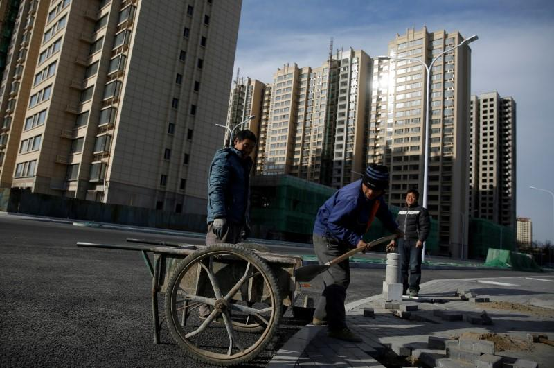 Fewer Chinese households believe house prices will rise - central bank