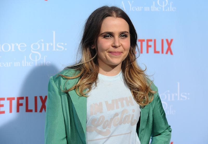 Mae Whitman Weight Loss