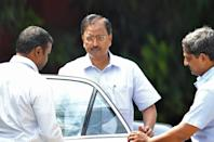 """<p>The founder of erstwhile outsourcing giant, Satyam Computer Services and its chairman and CEO from 1987 to 2009, Ramalinga Raju shocked the country after he admitted to cooking up the company's account books for many years, unravelling the country's biggest accounting scandal.</p> <p>The poster boy of Indian tech admitted to overstating its cash reserves by USD 1.5 billion. Later investigations allege that the accounts may have been the means of siphoning off the missing funds. Raju was awarded seven years in prison in 2015, apart from a fine of Rs 5 crore.</p> <p>In an interview, Raju said that """"it was like riding a tiger, not knowing how to get off without being eaten."""" <br><strong>Image credit: </strong> NOAH SEELAM/AFP via Getty Images</p>"""