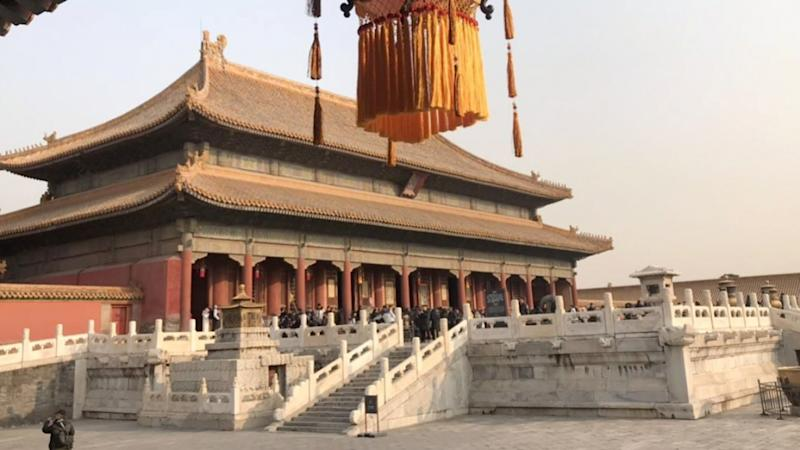 Is China's New Year's Gala as old as the Qing dynasty? Forbidden City discovery lifts curtain on imperial celebrations