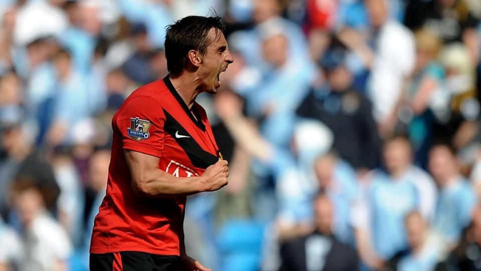 Gary Neville | Laurence Griffiths/Getty Images