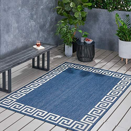 Christopher Knight Home Preveli Outdoor Area Rug