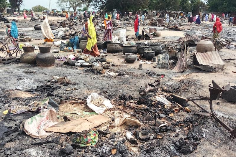 Around 27,000 people have been killed in Boko Haram's nearly decade-long revolt