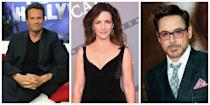 <p>From stomachaches to better skin, there are tons of reasons these celebs don't imbibe.</p><p><em>Image credits: Getty</em></p>
