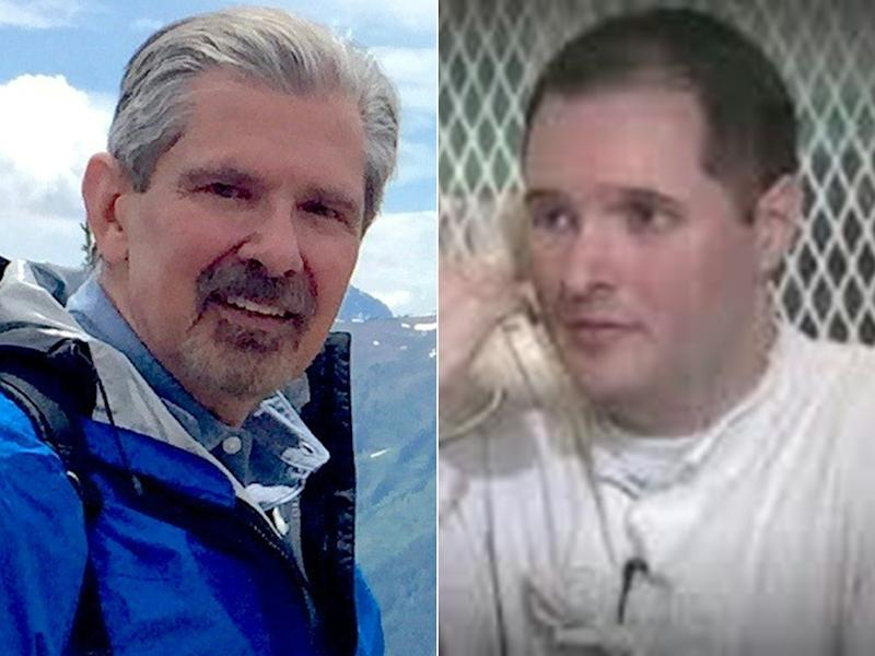 For years, Kent Whitaker (L) had moved heaven and earth to try and get mercy for his son Bart Whitaker (R), despite Bart's attempt on his life