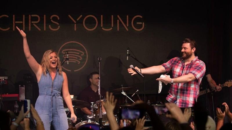 Chris Young Discusses New Breakup Anthem 'Town Ain't Big Enough