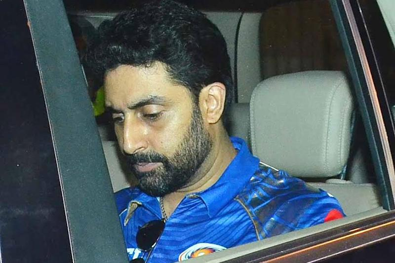 Abhishek Bachchan on Handling Criticism: It Destroys Me and I Want It to Destroy Me