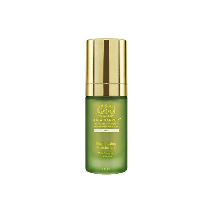 """<p>Diamonds, this moisturizer's not-so-secret ingredient, are responsible for its brightening capabilities.</p><p>Tata Harper Illuminating Moisturizer, $85, <a rel=""""nofollow"""" href=""""http://www.sephora.com/illuminating-moisturizer-P410727?country_switch=&gclid=CK6qk9XysNICFcaIswod3mIJPA&gdevice=c&gmodel=&is_mobile=&lang=en&mbid=synd_yahoobeauty&om_mmc=ppc-GG_378477159_27752557839_pla-56128534817_1841543_95787538359_9067609_c&publisher_id=255779&site=_search&skuId=1841543&sub1=&sub_ad=95787538359&sub_campaign=378477159&sub_keyword=&sub_placement=&sub_publisher=g"""">sephora.com</a></p>"""