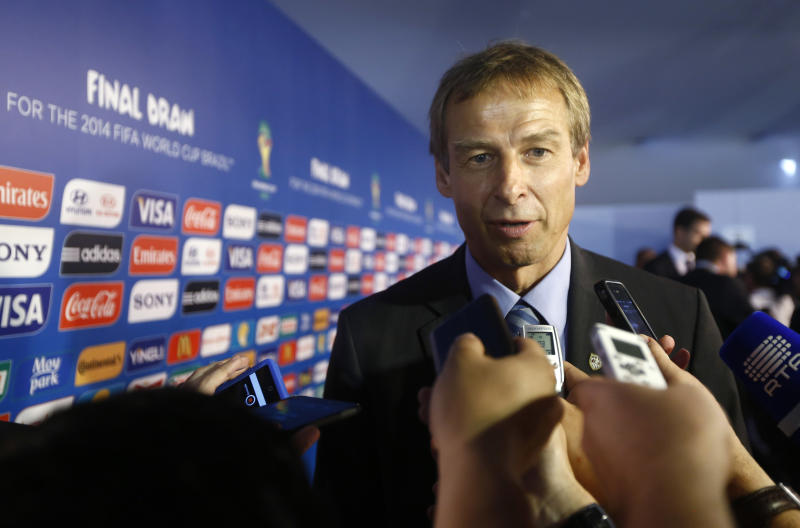Klinsmann to remain as US coach through 2018