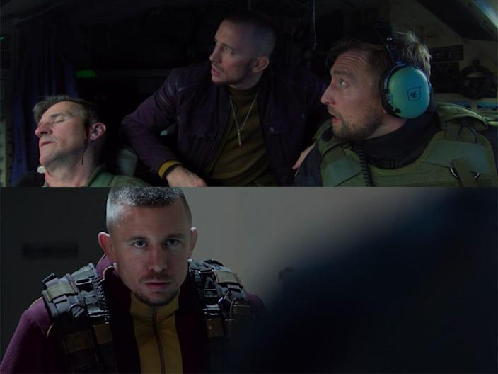 the falcon and the winter soldier 101 detail batroc captain america the winter soldier