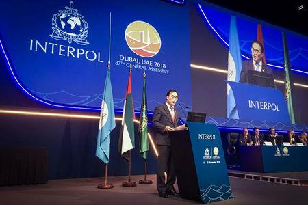 Interpol elects South Korean as its president in blow to Russian Federation
