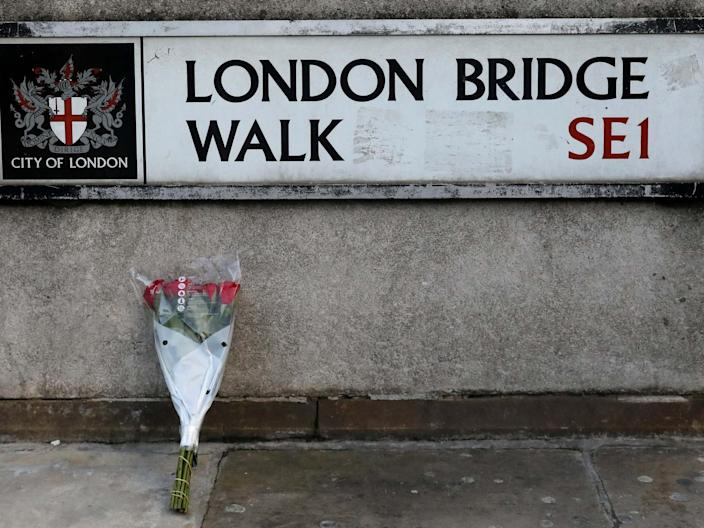 <p>Khan had been released from prison 11 months before the Fishmongers' Hall attack for preparing acts of terrorism</p> (Getty)